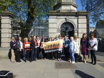 Mesh Survivors Ireland- Suspension of Transvaginal Mesh